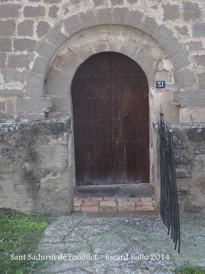 Església de Sant Sadurní de Fonollet – Puig-reig