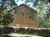 Església de Sant Sadurní de Rotgers - Borredà - Façana de ponent.