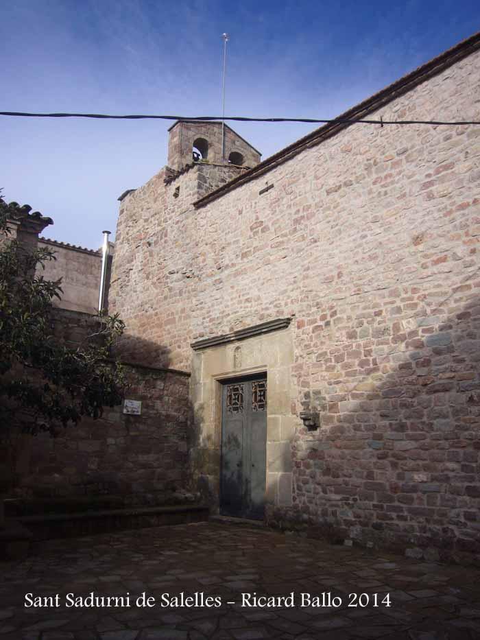 Església de Sant Sadurní de Salelles – Sant Salvador de Guardiola