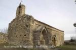Església de Sant Salvador de Figuerola – Les Piles