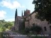 Església de Sant Sebastià de Montmajor – Caldes de Montbui  - Part posterior