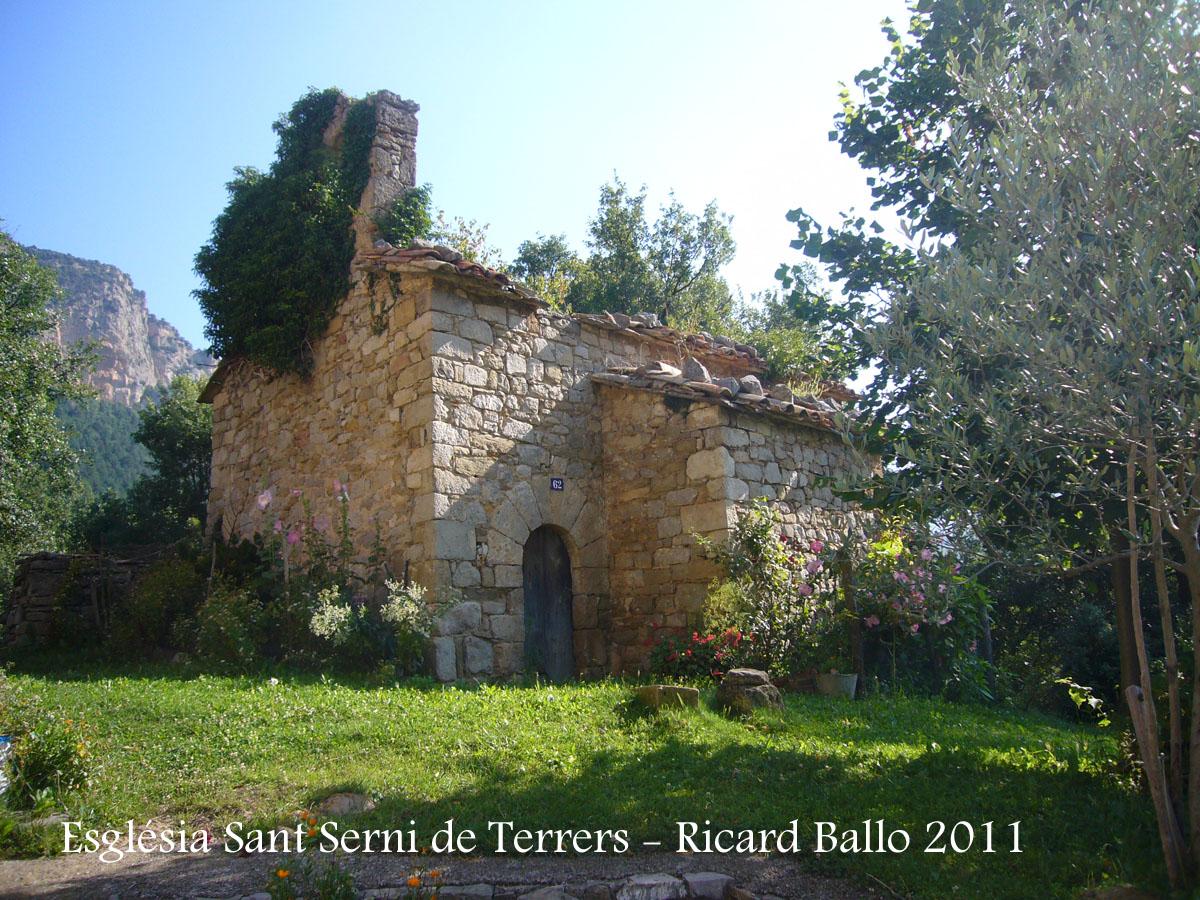 Església de Sant Serni de Terrers