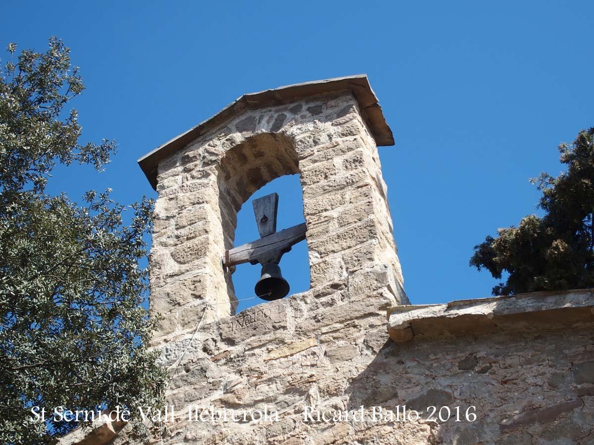 Església de Sant Serni de Vall-llebrerola – Artesa de Segre