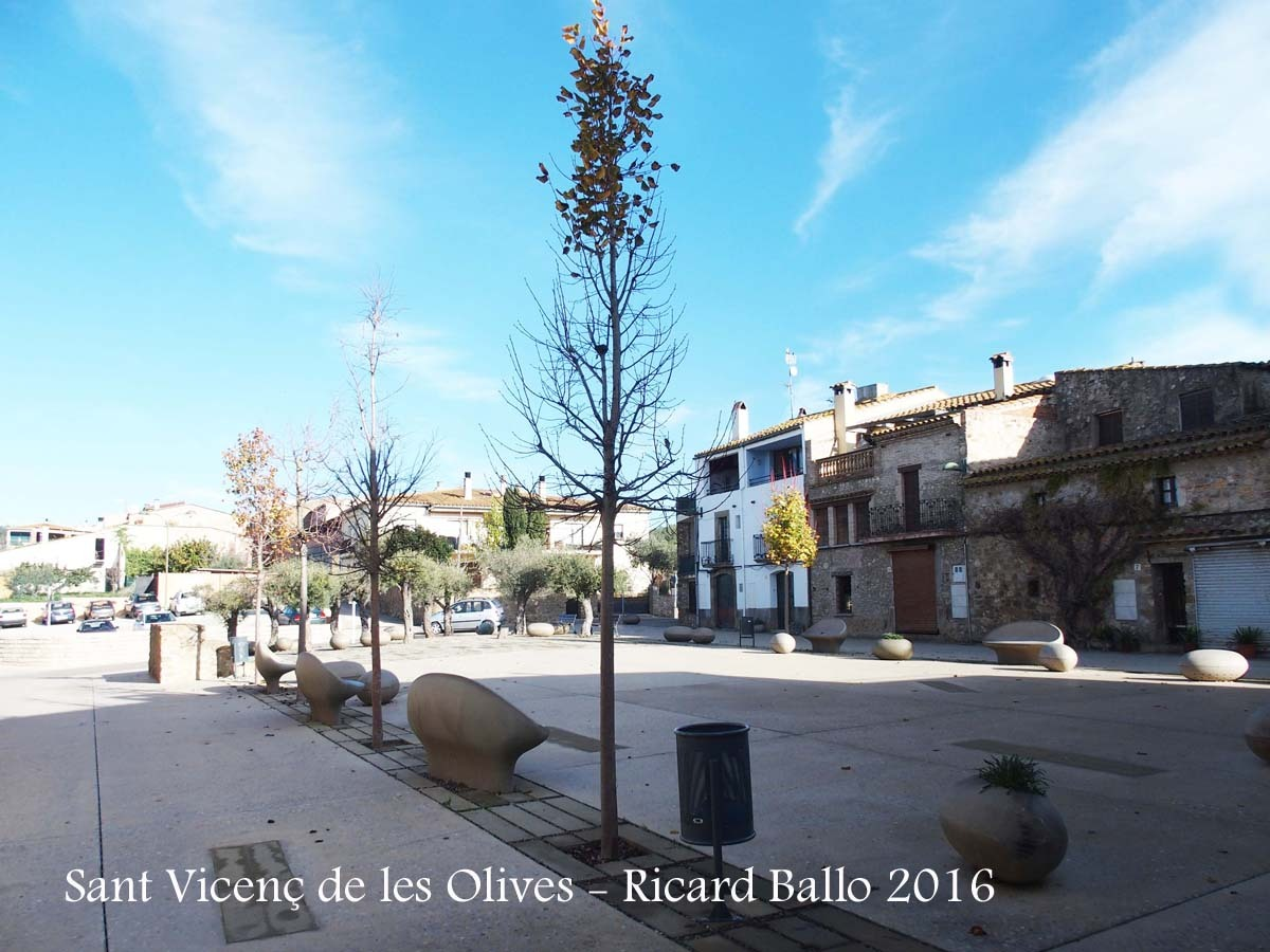 Sant Vicenç de les Olives – Garrigoles
