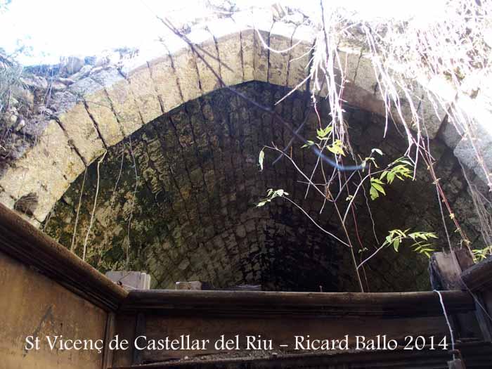 Església de Sant Vicens de Castellar – Castellar del Riu