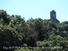 Vistes del camí a l'Església de Santa Bàrbara de Pruneres – Montagut i Oix