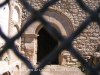 Església de Santa Creu de Creixà – Piera - En aquesta ocasió no ens ha cabut pel reixat de la porta l\'objectiu de la màquina ...