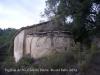 Església de Santa Creu de Palou – Mura - Recinte del cementiri.
