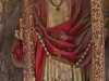 Església de Santa Eulàlia d'Éller – Bellver de Cerdanya - A l'entrada del llogaret hi ha una petita capella amb aquesta deliciosa imatge de Santa Eulàlia