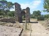 Antic poblat de Santa Creu de Rodes - Portal
