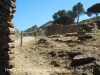 Antic poblat de Santa Creu de Rodes - Vista parcial