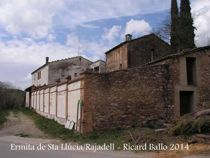 Església de Santa Llúcia de Rajadell – Rajadell