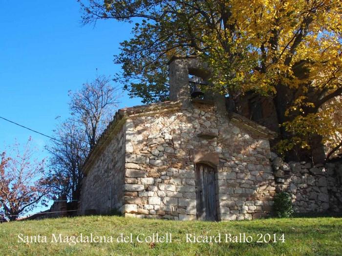 Església de Santa Magdalena del Collell – Guixers