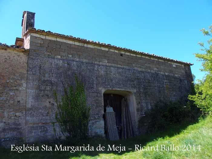 Església de Santa Margarida de Meja – Sant Mateu de Bages