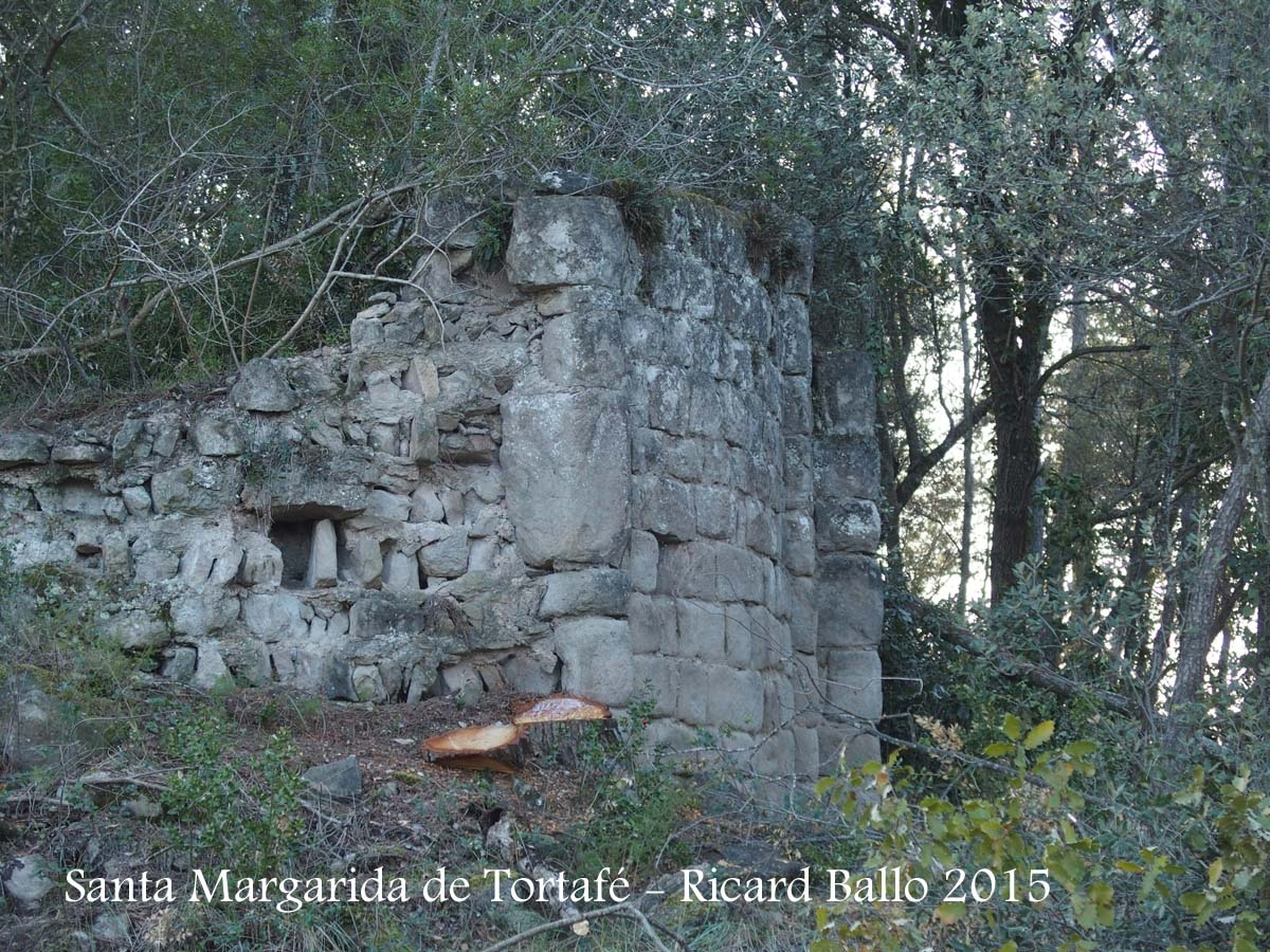Església de Santa Margarida de Tortafé – Santa Maria de Merlès