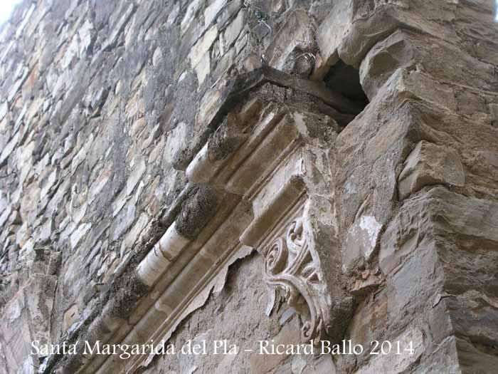 Església de Santa Margarida del Pla – Castellgalí