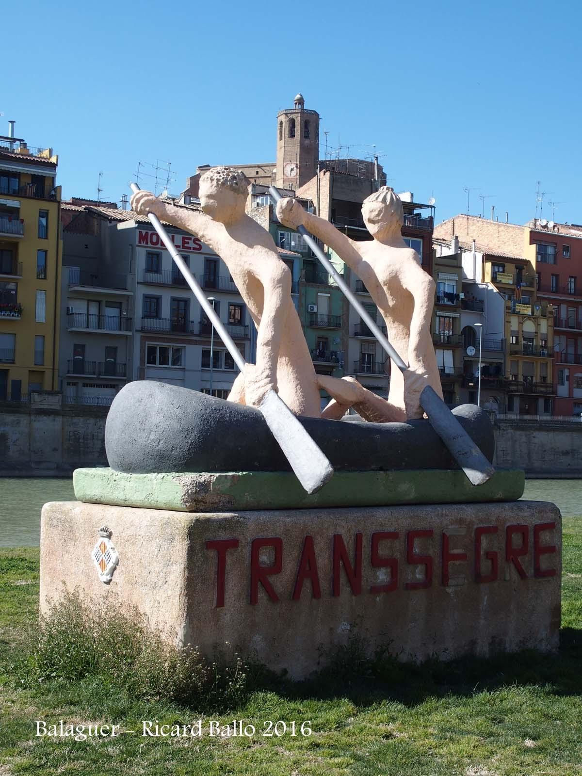 La Transsegre és la festa més important coneguda arreu de les Terres de Lleida i s'ha convertit gairebé en una festa major d'estiu col·lectiva que es desenvolupa a la ciutat de Balaguer