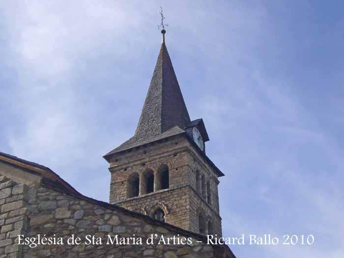 Església de Santa Maria d'Arties – Arties