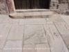 Església de Santa Maria de Camps – Fonollosa - Làpida sepulcral romànica del segle XIII.