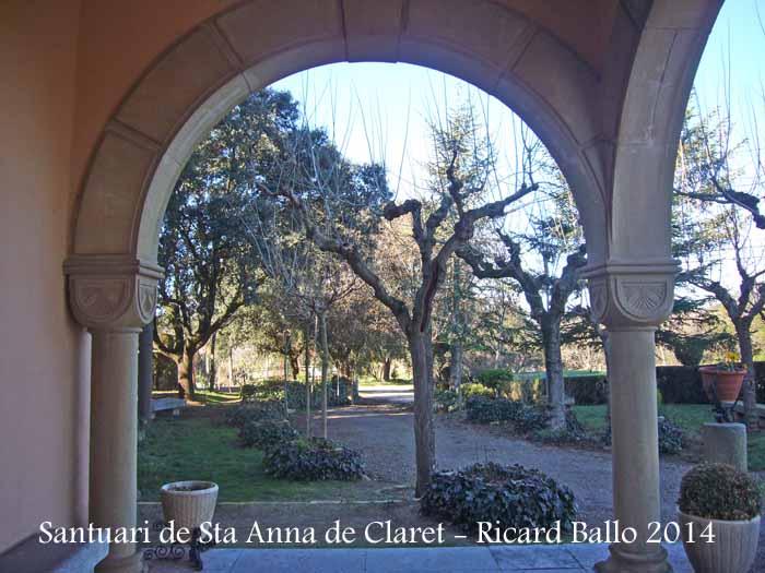 Santuari de Santa Anna de Claret - Santpedor