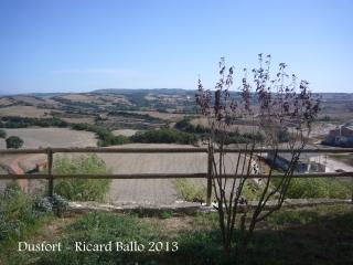Vistes des Dusfort – Calonge de Segarra