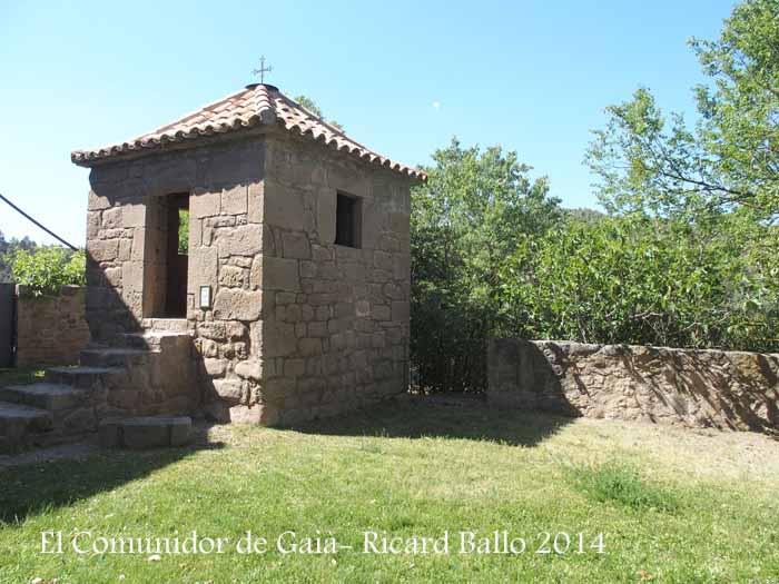 Església de Santa Maria de Gaià - Comunidor
