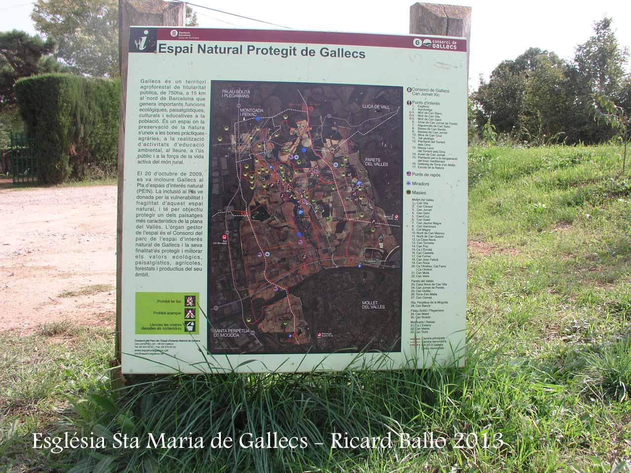 """Résultat de recherche d'images pour """"parque de gallecs mollet"""""""
