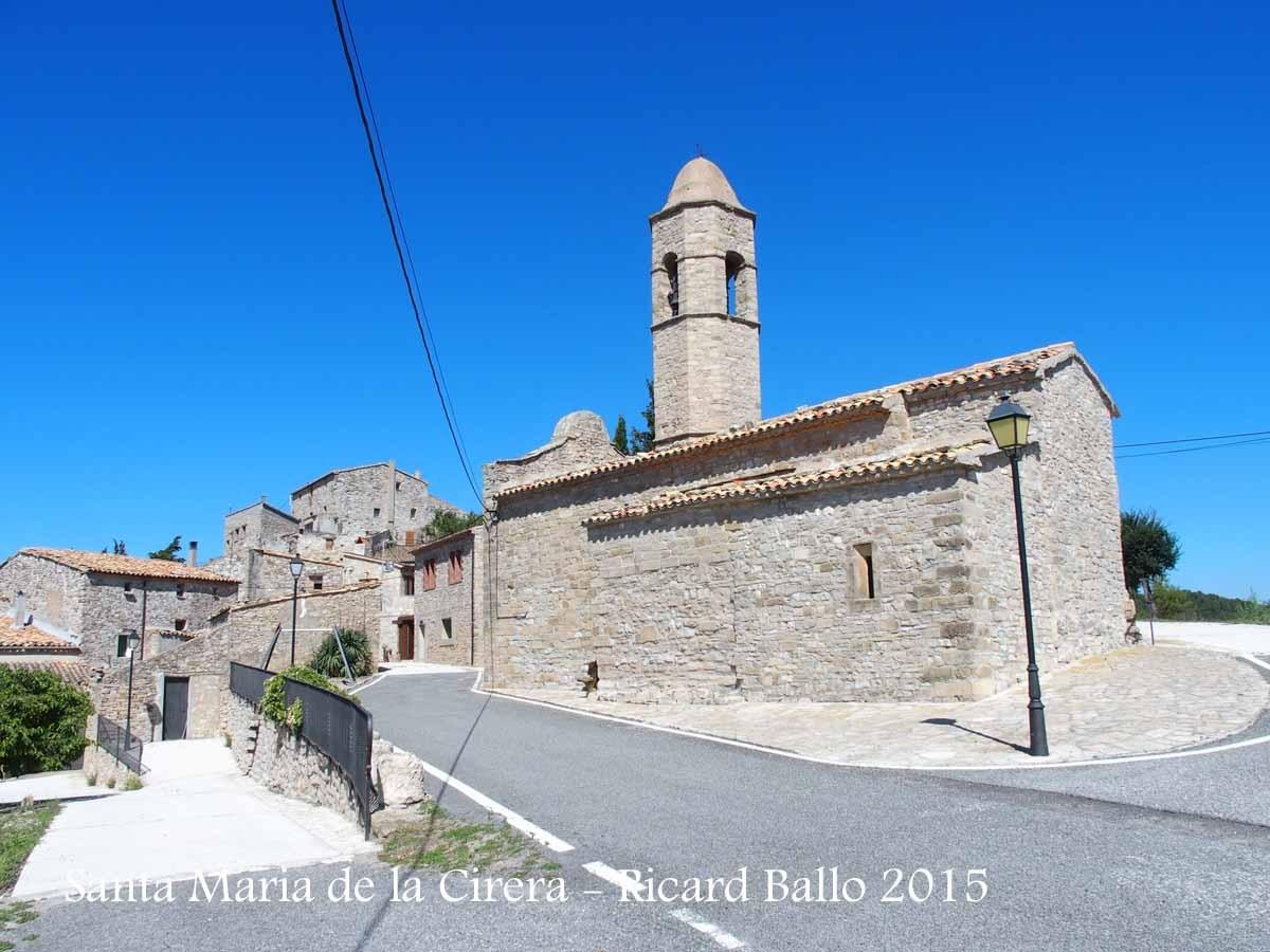 Església de Santa Maria de la Cirera – Llorac