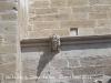 Església de Santa Maria de l'Alba – Manresa - Detall: Gàrgola