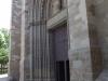 Església de Santa Maria de l'Alba – Manresa - Portal de Santa Maria.