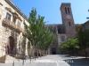 Església de Santa Maria de l'Alba – Manresa - Campanar.