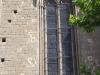 Església de Santa Maria de l'Alba – Manresa - Detall: Finestral