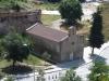 Manresa - Vistes des del Parc de La Seu - La Capella de Sant Marc.