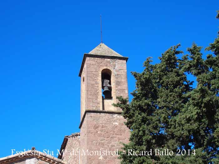 Església de Santa Maria de Monistrol – Rajadell