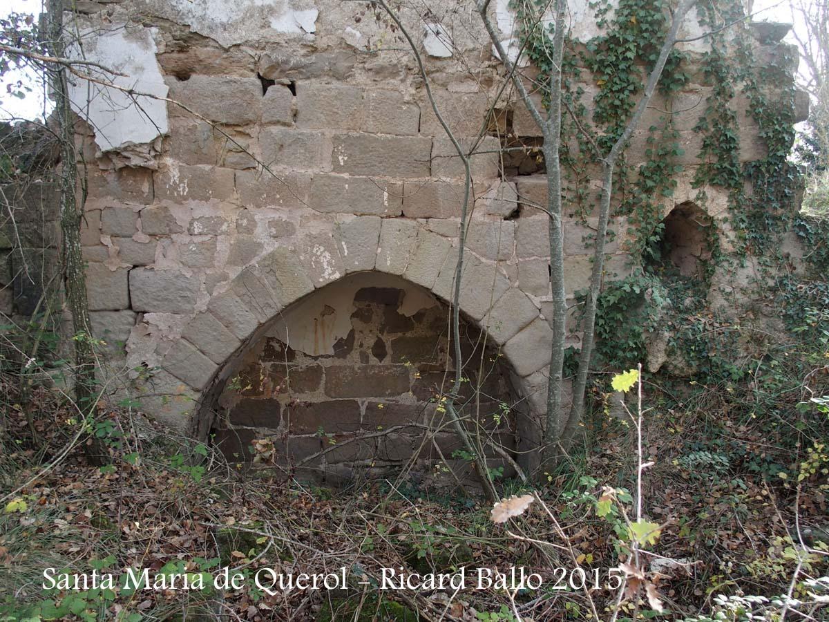 Església de Santa Maria de Querol – Montmajor