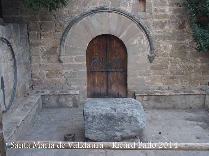 Església de Santa Maria de Valldaura – Olvan
