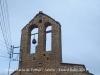 Església de Santa Maria de Vernet – Artesa de Segre - Campana d'obús