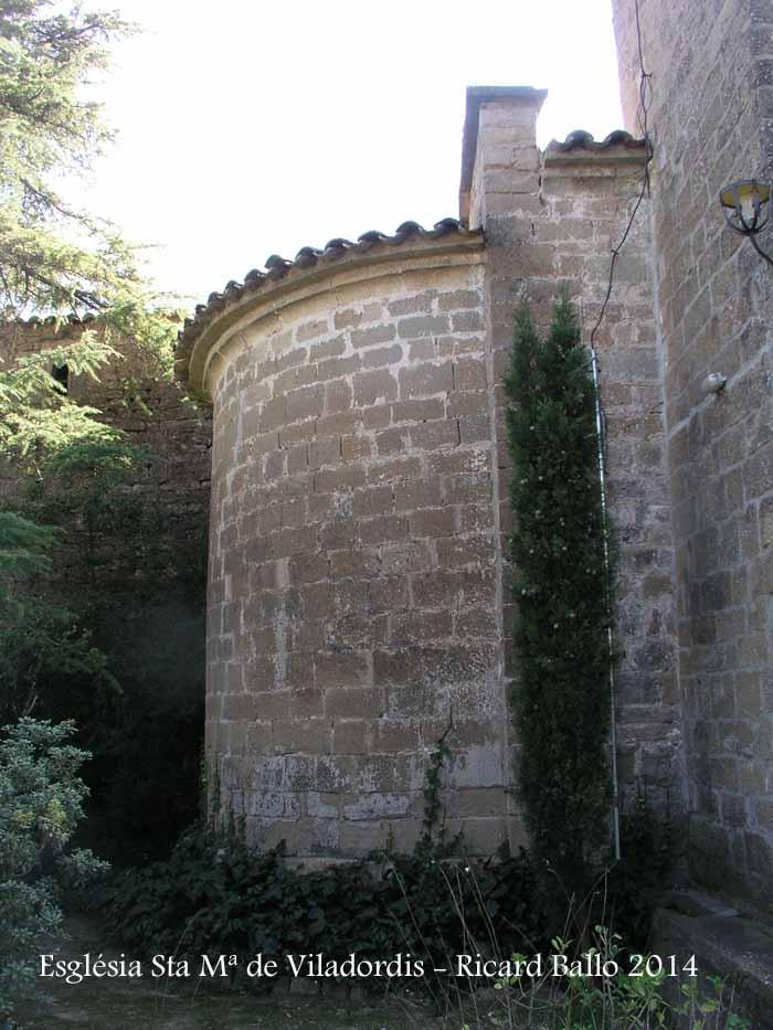 Església de Santa Maria de Viladordis – Manresa