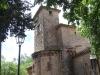 Església de  Santa Maria de Vilalleons – Sant Julià de Vilatorta - sobre l'absis