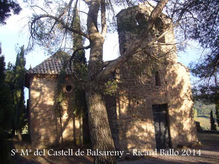 Església de Santa Maria del Castell de Balsareny