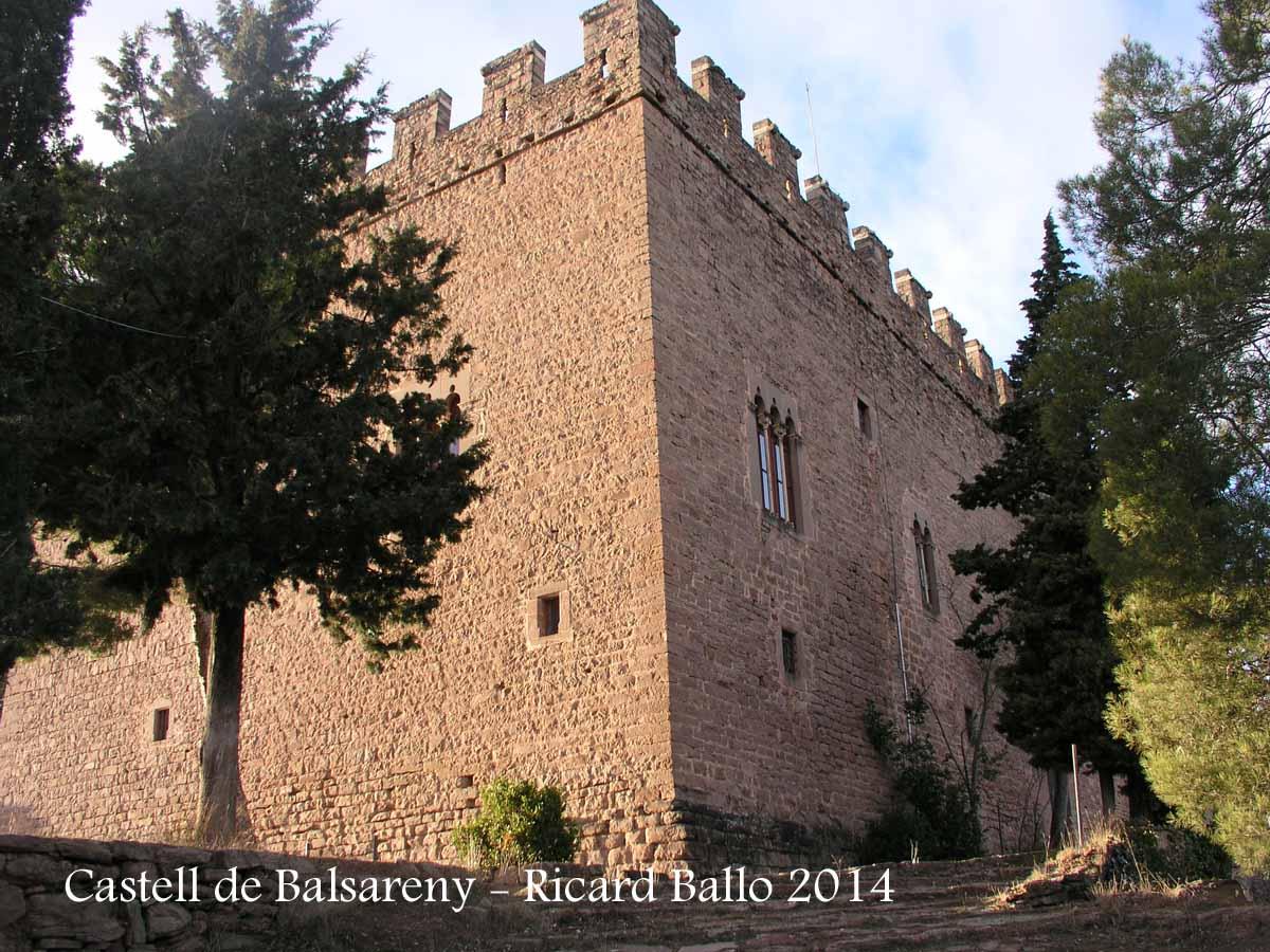 Castell de Balsareny