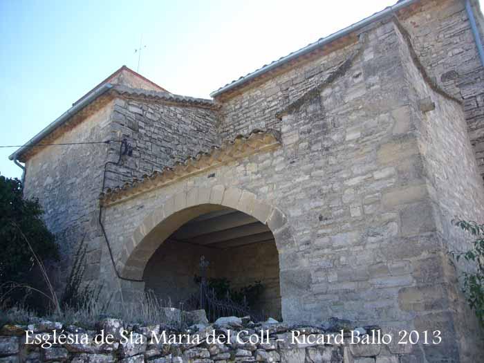 Església de Santa Maria del Coll – Talavera