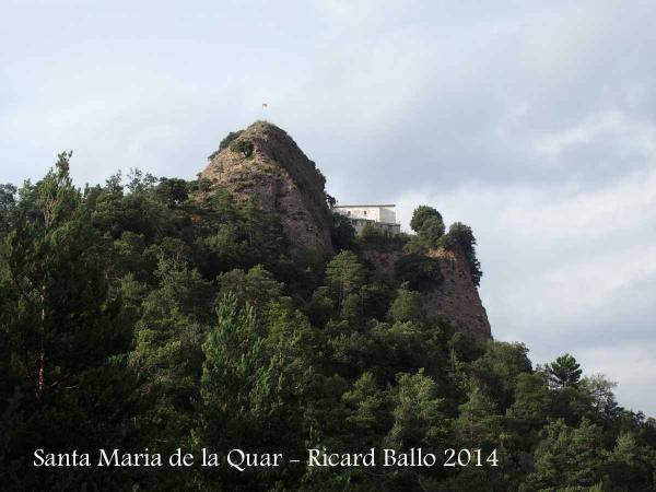 Església de Santa Maria – La Quar