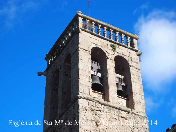 Església de Santa Maria – Santa Maria de Merlès