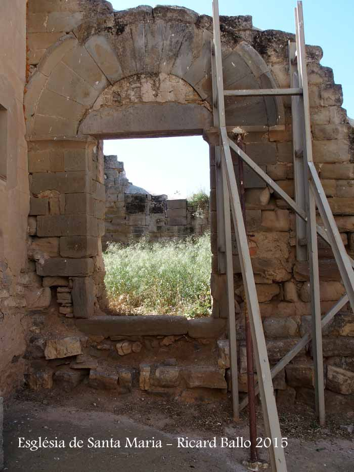 Església de Santa Maria – Tàrrega