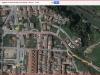 Església de Santa Susanna de l'Abellar – Sallent - Itinerari - Captura de pantalla de Google Maps, complementada amb anotacions manuals.