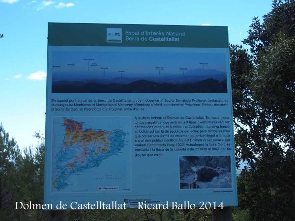 Dolmen de Castelltallat