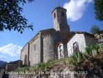 Església de Santa Maria de Viu de Llevata