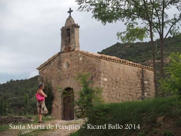 Església del Carme de Periques – Puig-reig
