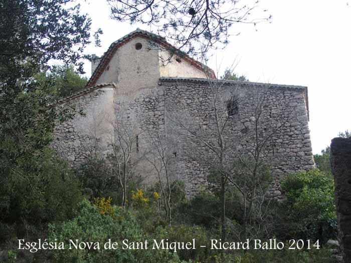 Església Nova de Sant Miquel – El Montmell